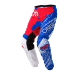 ONeal Element Hose Burnout Red-White-Blue 2018