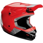 Thor Youth Sector Helmet Bomber MIPS Red-Charcoal Kids 2019-2020