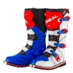 ONeal Rider Stiefel blue/red/white