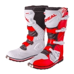 ONeal Rider Stiefel red/white