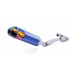 FMF Factory 4.1 RCT Titanium Anodized/Carbon System Yamaha