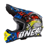 ONeal Youth 3Series Helm Wild multi Kids