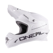 ONeal 3Series Helm Flat white 2017