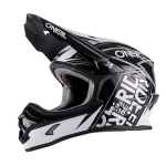 ONeal 3Series Helm Fuel black/white 2017