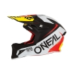 ONeal 10Series Helmet Flow Red-Yellow 2016