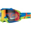 Fox Airspc Goggle Marz Yellow Kids 2015