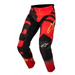 Alpinestars Racer Hose Braap Red-Black-Fluo Yellow 2018