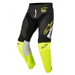 Alpinestars Racer Hose Supermatic Black-Fluo Yellow-Gray 2018