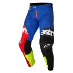 Alpinestars Racer Hose Flagship Red-Fluo Yellow-Blue Holiday Release 2018