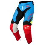 Alpinestars Youth Racer Hose Supermatic Aqua-Black-Red Kids 2018