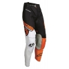 Moose Racing M1 Hose Orange-Black 2018