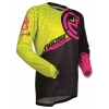 Moose Racing M1 Shirt Hi Viz-Magenta 2018