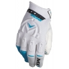 Moose Racing MX1 Handschuhe White-Blue 2018