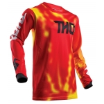 Thor Youth Pulse™ Air Shirt Radiate Red Kids 2018 # SALE