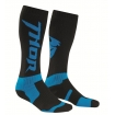 Thor MX Socken Blue 2016-2017 SALE