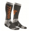 Thor MX Socken Gray-Orange 2016-2017 SALE