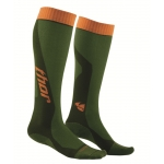 Thor Youth MX Socken Cool Max® Green Kids 2016-2018