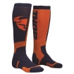 Thor MX Socken Navy-Orange 2018