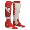 Thor Youth MX Socken Red-White Kids 2018
