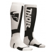 Thor Youth MX Socken White-Black Kids 2018