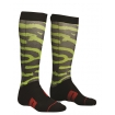 Thor MX Socken Moto Sub Rampant Black-Lime-Red 2018