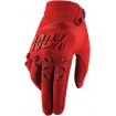 100% Airmatic Gloves Red Kids