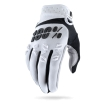 100% Airmatic Gloves White 2017