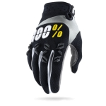 100% Airmatic Handschuhe Black Kids 2017