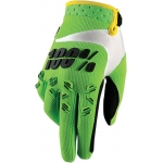 100% Youth Airmatic Gloves Green Kids YM - 6 2015 # SALE