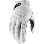 100% Airmatic Gloves White 2021