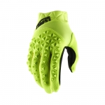 100% Youth Airmatic Gloves Fluo Yellow-Black Kids 2021