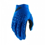 100% Airmatic Handschuhe Blue-Black 2019
