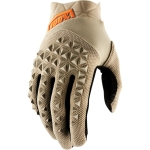 100% Airmatic Gloves Sand 2021