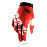 100% I-Track Handschuhe Fire Red 2015