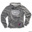 100% Syndicate Zip Hoody grey # SALE