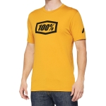 100% Essential Goldenrod T-Shirt