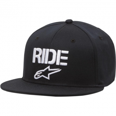 Alpinestars Flexfit Kappe Ride Black