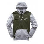 Alpinestars Machine Zip-Hoody Military Green 2018