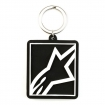 Alpinestars Corb Shift Key Ring Keyfob Black-White