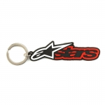 Alpinestars Blaze Key Ring Keyfob Black-Red