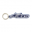 Alpinestars Blaze Key Ring Keyfob Blue-White