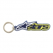 Alpinestars Blaze Key Ring Keyfob Blue-Yellow