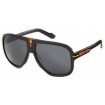 Fox Sonnenbrille The Seventy 4 Dark Polished Black Grey