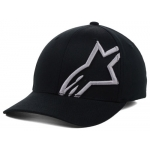 Alpinestars Flexfit Hat Corporate Shift 2 Black