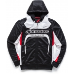 Alpinestars Session Zip-Hoody Black 2018