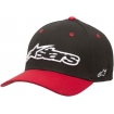 Alpinestars Flexfit Kappe Rep Black