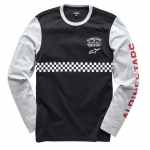 Alpinestars Kickstart Knit Long Sleeve Shirt Black