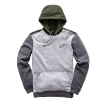Alpinestars Overshot Hoody Gray Heather 2018