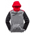 Alpinestars Overshot Hoody Charcoal Heather 2018