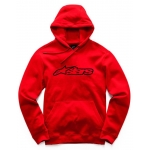 Alpinestars Blaze Hoody Red 2018